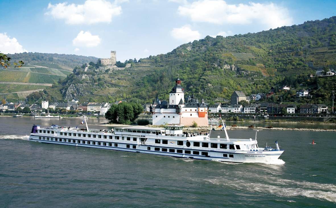 Ms Heinrich Heine Von Nicko Cruises